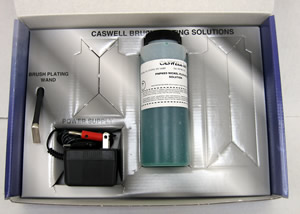 Caswell australia plating kits chrome gold nickel powdercoating plug n plate kits come with your choice of chemical solution the power supply appropriate wand and bandages solutioingenieria Gallery