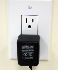 Plug In The Adapter