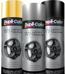 Wheel Coatings, Duplicolor