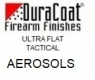 DuraCoat Tactical Ultra Flat Aerosol Kits
