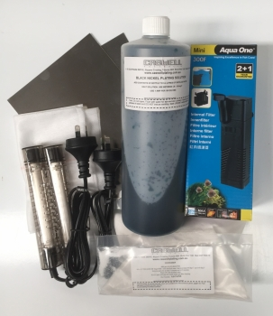 BNP3 BLACK NICKEL PLATING KIT 18 Litre