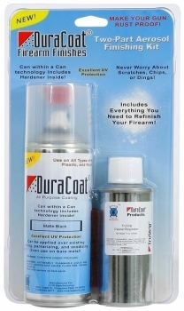 DuraCoat Aerosol Finishing Kit- BLACKHAWK OD GREEN