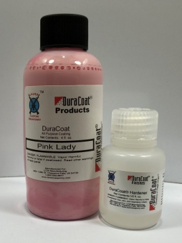 DuraCoat 4 oz Liquid with Hardener - #66 Pink Lady