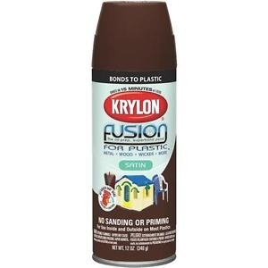 Fusion For Plastic - Satin Espresso