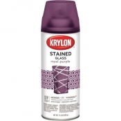 KRYLON STAINED GLASS - ROYAL PURPLE