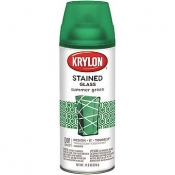KRYLON STAINED GLASS - SUMMER GREEN