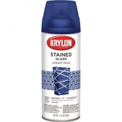 KRYLON STAINED GLASS - COBOLT BLUE