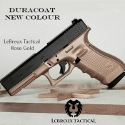 DuraCoat Aerosol Finishing Kit- LeBREUX TACTICAL ROSE GOLD