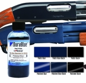 DuraBlue 4 oz Liquid with Hardener -  MATTE BLUE BLACK
