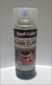 Dupli Color Engine Enamel Gloss Clear