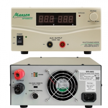 30 AMP 30 VDC CONSTANT CURRENT POWER SUPPLY