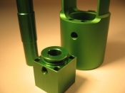 Green AEN Anodizing Dye Large