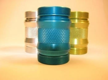 Turquoise Anodizing Dye Makes 30 Litre