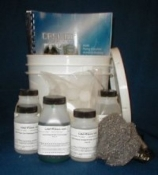 EK3 9.5 Litre Cobalt Plating Kit