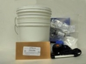 CU2 Bright Acid Copper Plating Kit 12 Litres