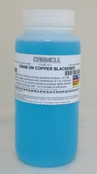 Swab On Copper Blackener 250 mL