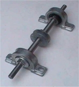 "Bench Mandrel 1/2"" Shaft"