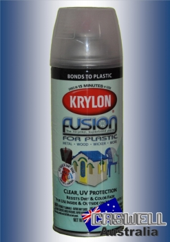 Fusion For Plastic -Clear Gloss UV Protector