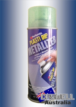 Plasti Dip Green Metalizer