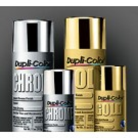 DUPLI-COLOR INSTANT CHROME | Caswell Australia