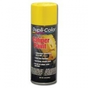 Dupli-Color Brake Caliper and Drum Paint Aerosol 400gram Yellow