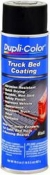 Dupli Color Truck / Ute Bed liner - Black Aerosol