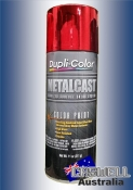 Dupli Color METALCAST RED ANODIZED COLOUR