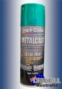 Dupli Color METALCAST GREEN ANODIZED COLOUR