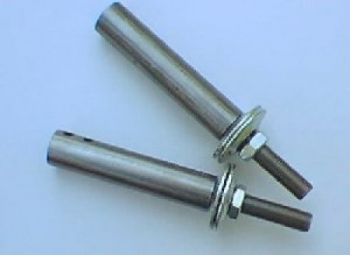 "Extra Long Shaft Extender 5/8"" Bore Right Thread"