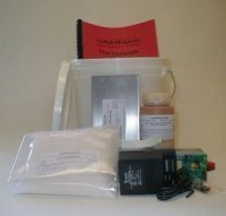 ZN1 Copy Cad or Zinc Plating Kit 6 Litre | Caswell Australia