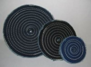 DB4 Denim Buffing Wheel 100mm