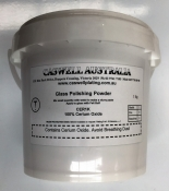 Cerium Oxide Powder 1 Kg- Glass Polishing Refill