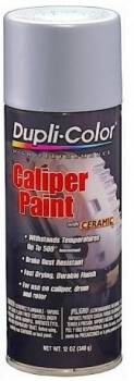 Dupli-Color Brake Caliper and Drum Paint Aerosol 400gram Silver