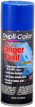 Dupli-Color Brake Caliper and Drum Paint Aerosol 400gram Blue