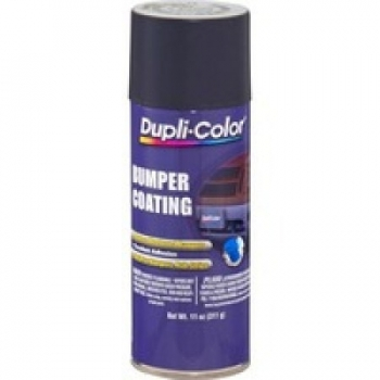 Dupli Color Bumper Coating - Black
