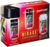 Dupli Color Mirage RED/Blue Kit