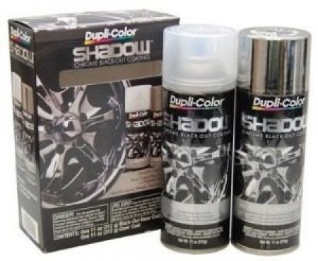 Dupli Color Shadow Chrome Black Out Kit Caswell Australia