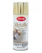 Krylon Metallic Brass Spray Paint
