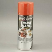 Dupli Color Engine Enamel Chev Orange Red