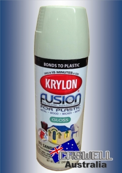 Fusion For Plastic - Honeydew Gloss