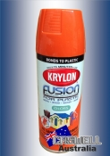 Fusion For Plastic - Pumpkin Safety Orange Gloss