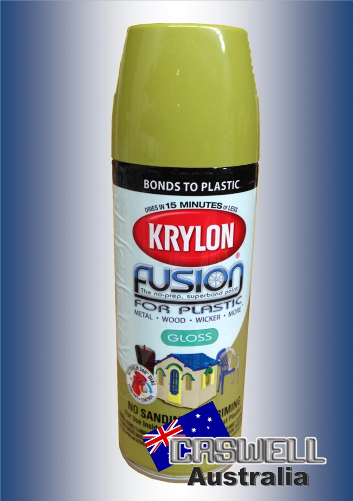 Fusion For Plastic Ivy Leaf Gloss Caswell Australia