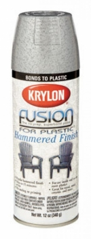 Fusion For Plastic -Hammered Silver