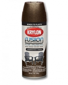 Fusion For Plastic - Hammered Choco Brown
