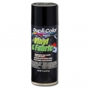 Dupli Color Vinyl and Fabric Coating Gloss Black