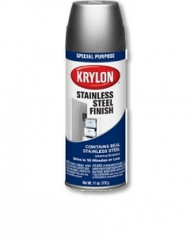 Krylon Stainless Steel Finish Spray Paint