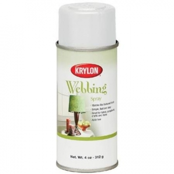 Krylon Webbing Spray - White Whisper