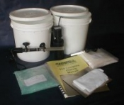 CC1 Copy Chrome Plating Kit 5.7 Liter