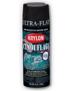 Krylon Fusion Camouflage - BROWN