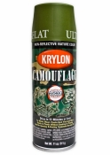 Krylon Fusion Camouflage - WOODLAND LIGHT GREEN